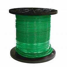 southwire 500 ft 6 green stranded cu simpull thhn wire 20497401 the home depot
