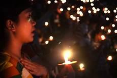 Satu Harapan Ribuan Kristiani Padati Gbk Rayakan Natal