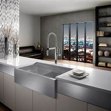 Restaurant Style Kitchen Faucet Haute Water Faucets For Home Chefs Wsj