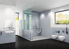 Behindertengerechte Badezimmer Beispiele - ein barrierefreies bad planen modern badezimmer