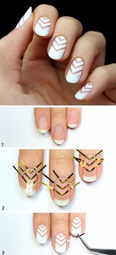 5 amazingly easy nail art designs with step by step