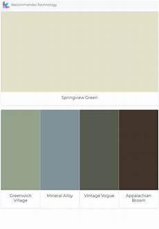 springview green greenwich village mineral alloy vintage vogue appalachian brown exterior