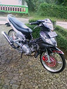 Modifikasi Motor Jupiter Mx 2008 by Jupiter Mx 2008 Modifikasi Standar