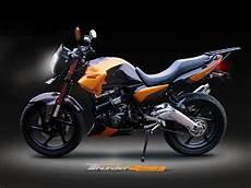 Modifikasi Motor Thunder 125 Touring by Thunder 125 Modifikasi Harley Thecitycyclist