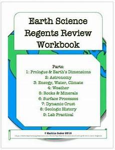 earth science lab practical worksheets 13334 earth science regents review workbook editable with answers earth science