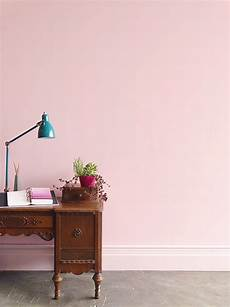 Helles Altrosa Wandfarbe - inspired minimalist home decor pink walls light
