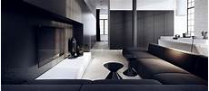 interior design in black interior design in black white