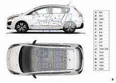 dimensions 3008 suv dimensions int 233 rieures peugeot 3008 i phase 2 2013 1 023 photos peugeot f 233 line