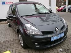 2006 renault clio 1 6 16v esp exception car photo and specs