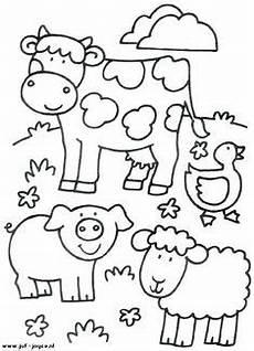 Ausmalbilder Thema Bauernhof Die 21 Besten Bilder Projekt Bauernhof Im Kindergarten