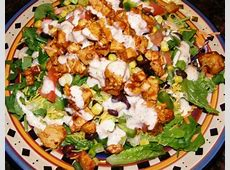 bbq ranchero chicken salad_image