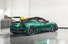 Lotus Evora GT4 Concept Race Car To Make Debut At Goodwood