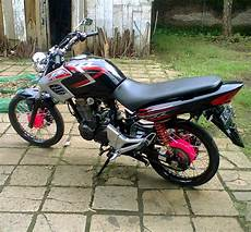 Modif Tiger Revo by Modifikasi Honda Tiger Revo Ring 17 Ilmu