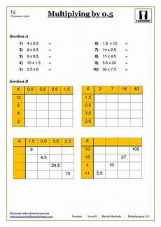 number worksheets mental methods ks3 and ks4 math worksheets number worksheets math