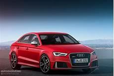 audi rs3 2016 audi rs3 sedan coming in 2016 autoevolution