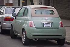 Fiat 500 Cabrio Farben - light green convertible fiat 500 things that make me