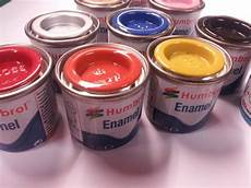 10 airfix humbrol paint tinlets any colours you choose ebay