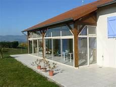 Terrasse Couverte Veranda