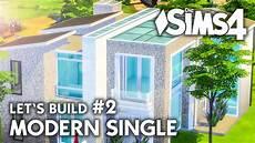 sims 4 häuser bauen die sims 4 haus bauen modern single 2 let s build