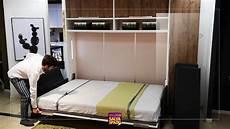 letto a due piazze letto a scomparsa due piazze francese con divano piuma
