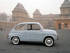 FIAT 600 D  1964 1965 1966 1967 1968 1969