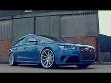 audi b8 rs4 on vossen cvt custom wheels
