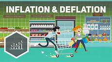 inflation und deflation inflation und deflation einfach erkl 228 rt grundbegriffe