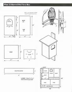 great horned owl house plans barred owl house plans great horned owl house plans barred