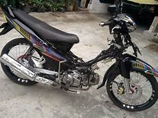 Stiker Jupiter Z Modif by Foto Jupiter Z Modifikasi Road Race Thecitycyclist