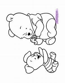 winni pooh ausmalbilder baby winnie pooh malvorlagen top kostenlos f 228 rbung seite