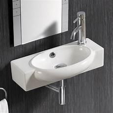 Gästebad Waschtisch Schmal - aqua g 228 ste wc waschbecken nano beschichtung 4522tr n