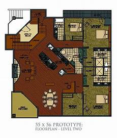 hangar house plans hangar size 55 x 56 floor plans residential