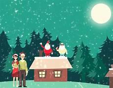 motion graphic merry christmas 2017 behance