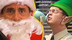 merry christmas everyone the office youtube