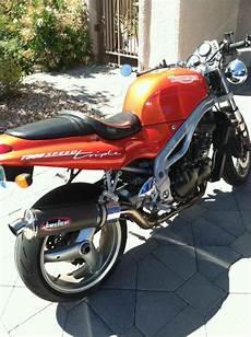 triumph speed 955i 2001 triumph speed 955i for sale on 2040 motos