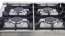 shock piani cottura cucina professionale prezzi shock 6 fuochi ch76bg01 chefline