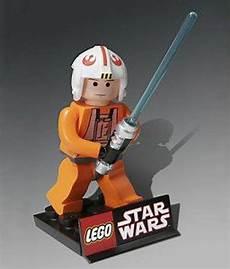 lego wars luke skywalker limited edition maquette