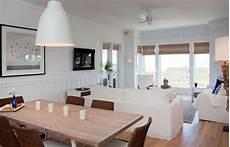 Wohnzimmer Mit Essbereich - gro 223 e pendelleuchten im esszimmer moderne h 228 ngelen
