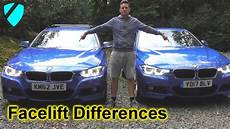 Bmw F31 Facelift - bmw f30 f31 facelift differences lci m sport saloon