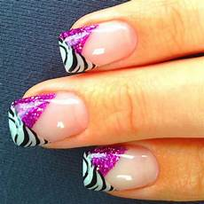 my march 2012 gel nails with images colorful nail