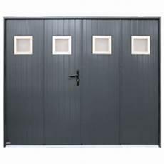Porte De Garage Alu 4 Vantaux En Aluminium De Sothoferm