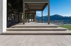 Grande Dalle Terrasse Sur Plot Veranda Styledevie Fr