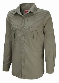 sleeve hiking shirt mailbox craghoppers s nosilife sleeve shirt from