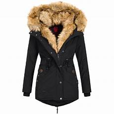 navahoo sweety damen jacke mantel winterjacke warm fell