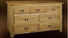 commode en bois design en image