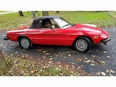 1982 Alfa Romeo 2000 Spider Veloce For Sale  ClassicCars