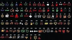 Auto Licht Symbole - detail feedback questions about 12mm dashboard warning