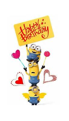 Malvorlagen Minions Happy Birthday Minion Happy Birthday Image Pictures Photos And Images