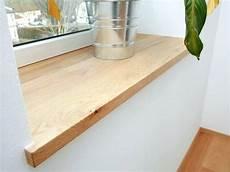 Fensterbänke Aus Holz - holz fensterbank innen e 2 weiss obi lackieren