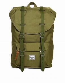 lyst herschel supply co america backpack mid